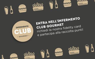 Entra nell'Infermento Club Gourmet