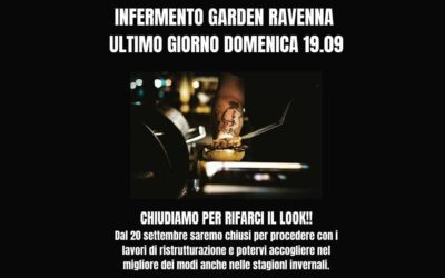 Ultimo weekend a InFermento Ravenna
